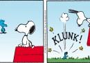 Peanuts 2013 aprile 6