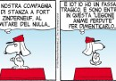Peanuts 2013 aprile 9