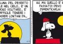 Peanuts 2013 aprile 11