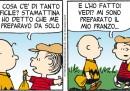 Peanuts 2013 aprile 22