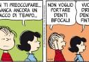 Peanuts 2013 aprile 24