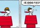 Peanuts 2013 aprile 26