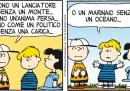 Peanuts 2013 aprile 30