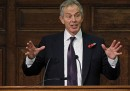 Tony Blair e la sinistra