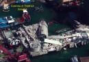 Incidente porto di Genova - Torre piloti