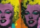 Four Marilyns di Andy Warhol venduto all'asta