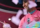 Giro d'Italia, Nibali vince la cronoscalata