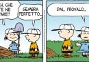 Peanuts 2013 maggio 3