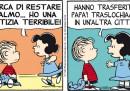 Peanuts 2013 maggio 6