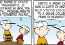 Peanuts 2013 maggio 7