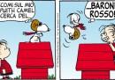 Peanuts 2013 maggio 9