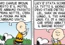 Peanuts 2013 maggio 14