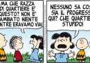 Peanuts 2013 maggio 17