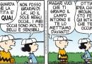 Peanuts 2013 maggio 21