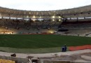 Il Brasile è in ritardo con gli stadi