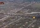 Il tornado in Oklahoma, diretta