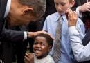 Primavera alla Casa Bianca