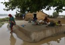 Le alluvioni in India