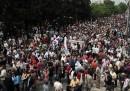 Lo sciopero generale in Grecia