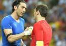 Italia-Spagna 0-0 (6-7)