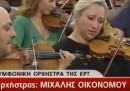 Le ultime sulla tv greca