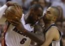 La vigilia della finale NBA
