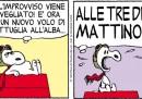 Peanuts 2013 giugno 6