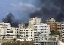 Gli scontri a Sidone, in Libano