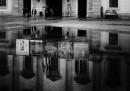 Milano vista dallo smartphone