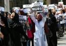 Manifestazioni pro-Morsi al Cairo, in Egitto