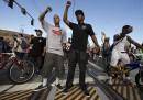 Le proteste per la sentenza Trayvon Martin