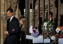 Funerale incidente Santiago