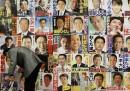 Le elezioni in Giappone