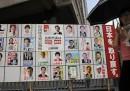 Domenica si vota in Giappone
