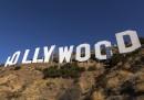 L'insegna di Hollywood