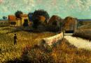 Tredici quadri di Van Gogh, animati
