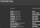 Gli ascoltini dei canalini RAI