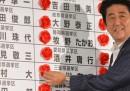 In Giappone ha vinto il centrodestra