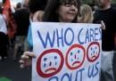 Grecia, oggi sciopero generale contro tagli a settore pubblico