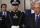 Napolitano: Elezioni anticipate dannosa patologia italiana