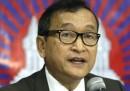 Cambogia, leader opposizione Sam Rainsy rientrato dall'esilio