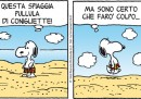Peanuts 2013 luglio 24