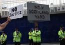 La polizia di Londra si è scusata con la famiglia di Ian Tomlinson