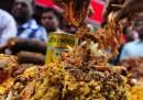 Mangiare per strada