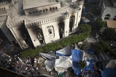 Moschea Rabaa al-Adawiya