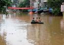 Alluvioni in Cina