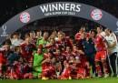 Il Bayern Monaco ha vinto la Supercoppa europea