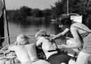 Gita in barca, 1935