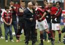 Galliani: «Mi dimetterò per giusta causa tra pochi giorni»