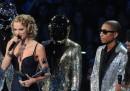 Le foto degli MTV Video Music Awards